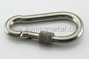Stainless Steel Spring Hooks pictures & photos