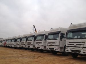 HOWO 6X4 Tipper Without Berth (ZZ3257N3647B) pictures & photos