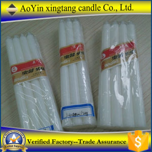 West Africa White Household Candles Stick White Candles for Sale pictures & photos