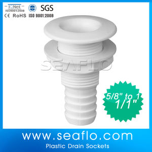 Seaflo Anti-Aging Plastic Drain Sockets pictures & photos