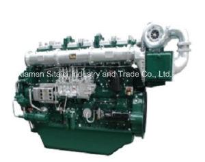 Yuchai Yc6c Series Marine Diesel Engine for Vessl Ship 550~1100pH pictures & photos