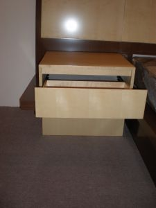 Hotel Furniture/Luxury Double Bedroom Furniture/Standard Hotel Double Bedroom Suite/Double Hospitality Guest Room Furniture (NCHB-0010201) pictures & photos