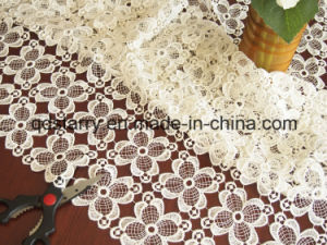 Full Lace Tableclothes 2016 New Style Polyester St310 pictures & photos