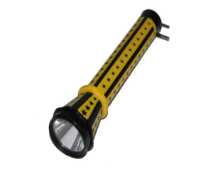 Multicolor LED Torch Rechargeable Light for India Market