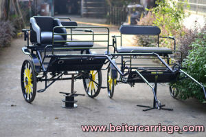 2 Wheel Road Cart (BTH-05)