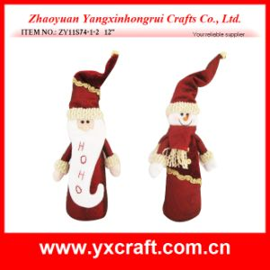 Christmas Decoration (ZY14Y391-1-2-3-4) Christmas Toy Santa pictures & photos