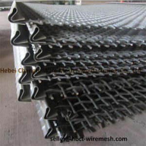 Square Wire Netting Crimped Weave Wire Mesh for Mining pictures & photos