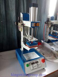 Cheap Pneumatic Mini Pringting Machine for Logo/Label/Mouse Pad pictures & photos