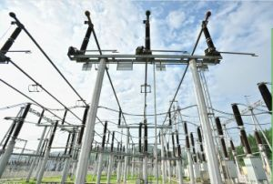 220 Kv Steel Pipe Power Transmission Substation Structure pictures & photos
