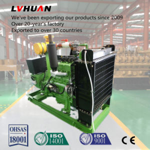 Small Engine Power 90kw Biomass Generator pictures & photos