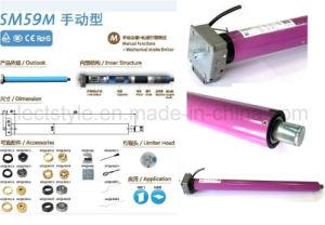 Sm59m Series Tubular Motor (European STYLE) pictures & photos