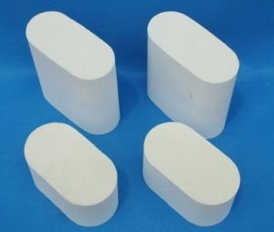 Catalyst Carrier Honeycomb Ceramic Cordierite Substrate pictures & photos