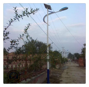 High Brightness Solar Street Light with Epister Chips pictures & photos