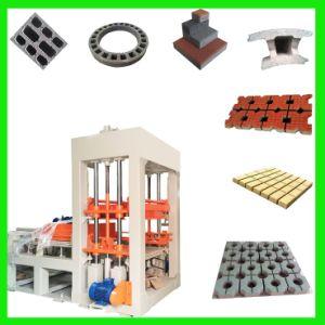 Qt4-20 Automatic Concrete Block Making Machine pictures & photos
