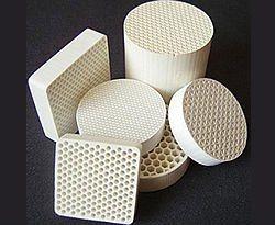 Cordierite Ceramic Honeycomb Plate for Gas Burner pictures & photos