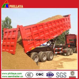 Box Body Cargo Truck Semi Trailer / Dumper Truck pictures & photos