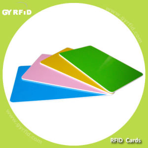 ISO I Code Slix_S Nxp RFID Smart Card for RFID Tracking System (GYRFID) pictures & photos