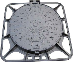 Ductile Iron Manhole Covers pictures & photos