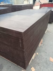 Building Material-Film Faced Plywood Used for Shuttering Concrete pictures & photos