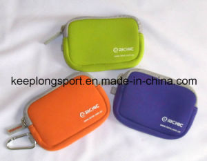 Customized Sublimation Printing Small Neoprene Coin Cases pictures & photos