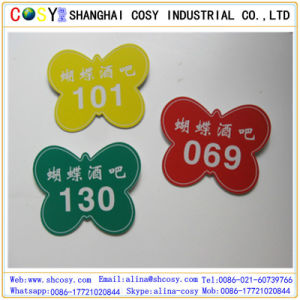 600*1200mm ABS Double Color Laser Engraving pictures & photos