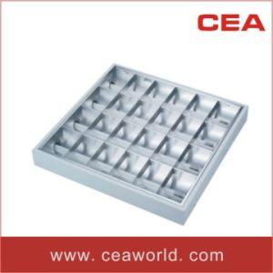 T8 4X18W Recessed Grille Lamp Fitting pictures & photos
