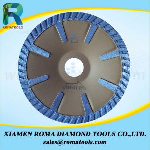 Romatools Diamond T Type Concave Blades pictures & photos