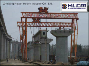 Gantry Crane for Girder Elevate 04 pictures & photos