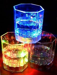 LED Glass Cup pictures & photos