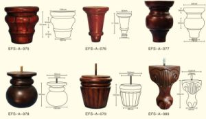 Wooden Furniture Legs and Feet From Factory pictures & photos