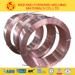 Saw Aws EL12 H08A Submerged Arc Welding Wire pictures & photos