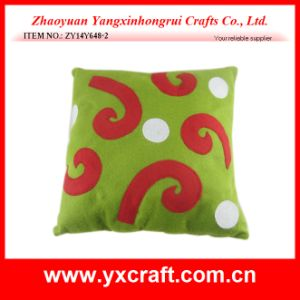 Christmas Decoration (ZY14Y618-2) Christmas Pillow Small Cushions pictures & photos
