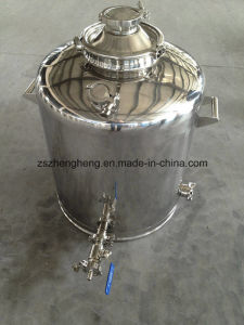 Stainless Steel Vodka Distiller Boiler pictures & photos