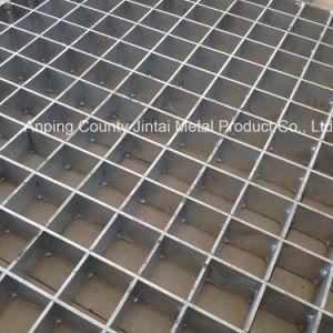 Press Lock Steel Grating