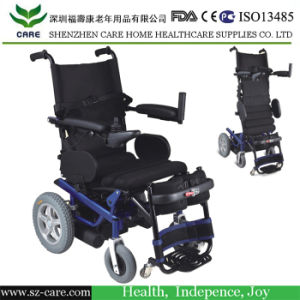 Folding and Standing Power Wheelchair pictures & photos