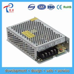 Professional Manufacture of 12V 6A Switching Power Supply (P75S12-D)