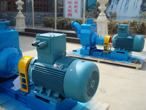 Cyz Series Centrifugal Oil Pump for Diesel Oil pictures & photos