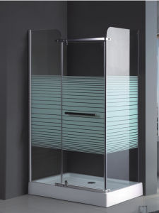 Swing Shower Doors (SD-027) pictures & photos