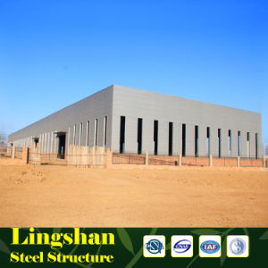 ISO Portal Frames Steel Structure Warehouse/Store /Storehouse pictures & photos