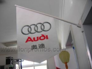 Car Sales Shop Indoor Decoration Advertising Wall Flag pictures & photos