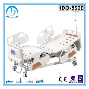 Five-Function Electric Hospital Beds pictures & photos