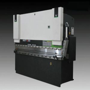 Wc67y-40/2500 CNC Hydraulic Press Brake for Metal Plate Bending pictures & photos