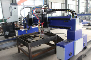 High Speed Table Type CNC Plasma Cutting Machine with Ce pictures & photos