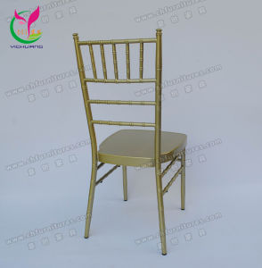 Aluminum Chair for Wedding (YC-A21-8) pictures & photos