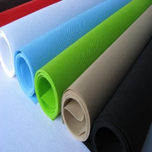 SMS Blue High Quality Nonwoven Fabric for Shopping Bag pictures & photos