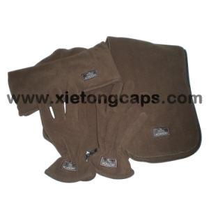 New Warm Fleece Hat, Glove, Scarf (JRG150) pictures & photos