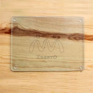 Toughened-Tempered Glass Cutting Board 4mm 5mm 6mm pictures & photos
