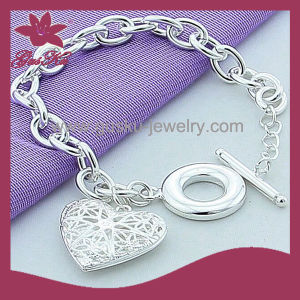 Fashion Jewelry Hot Sale 925 Silver Bracelet Jewelry (2015 Cpb-009) pictures & photos