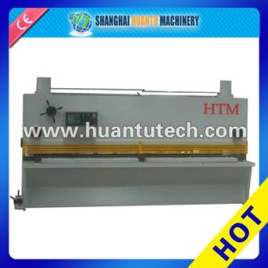 QC11y Hydraulic Shearing Machine Foot Operated Shear Machine CNC Guillotine Machine Nc Guillotine Shear Machine pictures & photos