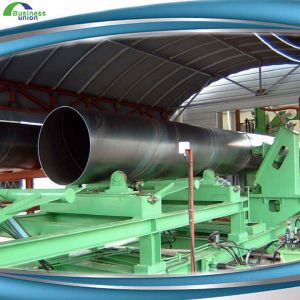 API 5L X80 Spiral Welded Steel Pipe (SSAW SAWH) for Oil and Gas pictures & photos